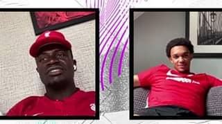 Sadio Mane Brutally Rates Trent Alexander-Arnold's Defending For FIFA 21