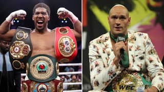 Anthony Joshua Vs Tyson Fury Could Cost Up To £49.95 On Pay-Per-View