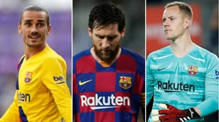 Barcelona Fans Think Lionel Messi Has Been Their Second Best Player This Season