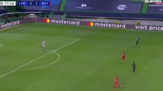 Manuel Neuer Produced An Outrageous 60-Metre Throw Last Night