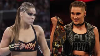 Rhea Ripley 'Would Love To Fight' Ronda Rousey In A WWE Match