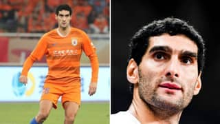 Marouane Fellaini Becomes First Chinese Super League Player To Test Positive For Covid-19