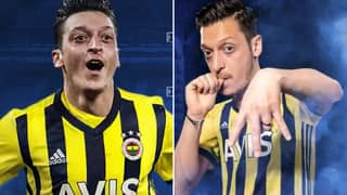 Mesut Ozil Has Completed His Move To Turkish Side Fenerbahce, Bring To An End His Seven-And-A-Half-Year Stay At Arsenal