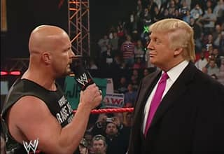 Throwback To The Time Stone Cold Steve Austin Went In On Donald Trump