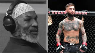 Mike Tyson Sends Message To Cody Garbrandt After Epic Buzzer-Beater KO At UFC 250