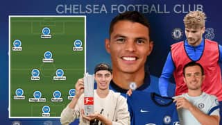 Chelsea's Potential Starting XI For Next Season Should Challenge For 2020/21 Premier League Title