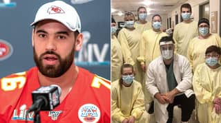 Kansas City Chiefs Guard Laurent Duvernay-Tardif Opted Out Of Season To Help With Covid 19