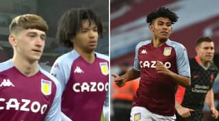 Aston Villa's Younger Players Were 'Dropped Off By Their Parents' For FA Cup Clash With Liverpool