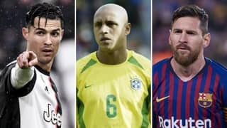 Roberto Carlos Snubs Both Cristiano Ronaldo And Lionel Messi In GOAT Debate