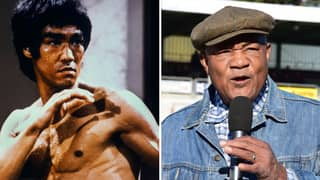 George Foreman Believes Bruce Lee Would've Been A Boxing World Champion
