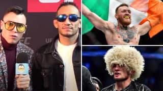 Tony Ferguson Asked Who He Hates Most Out Of Khabib And McGregor And His Response Is Priceless