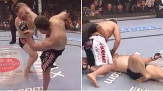 Gabriel Gonzaga's Vicious KO Over 'Cro Cop' Is Still The Most Brutal Head Kick Finish In UFC History