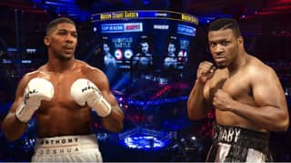 Anthony Joshua's Team Make 'Formal Offer' To Jarrell Miller For Fight In New York