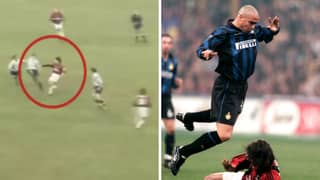 The Compilation Of Paolo Maldini's Greatest Tackles Is A Masterclass In Defending