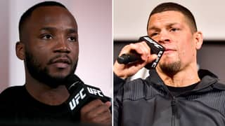 Nate Diaz Vs Leon Edwards Confirmed For UFC 262 In First Five-Round Non-Title Co-Main Event Fight