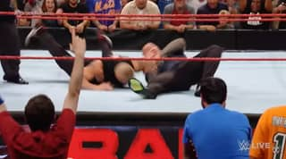WATCH: Brock Lesnar's Return To The WWE Was Ruined, Outta Nowhere