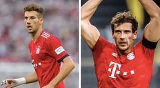 Bayern Munich's Leon Goretzka Has Undergone A Crazy Transformation While In Lockdown