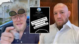 Jake Paul Shares Instagram DM 'Exchange' He Had With Conor McGregor Following His Call Out