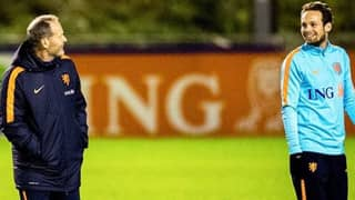 Daley Blind Reacts To His Father Being Sacked As Holland Coach
