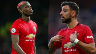 Man Utd Lose To West Brom With Paul Pogba & Bruno Fernandes In Midfield