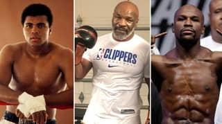 The Top 50 Boxers Of All Time Have Been Ranked