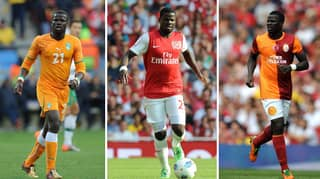 Emmanuel Eboue Can't Afford Washing Machine And Sleeps On Floor As Heartbreaking Reports Emerge