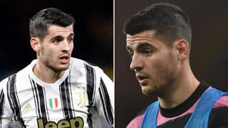 Alvaro Morata Diagnosed With Lifelong Virus After Feeling Ill During A Match