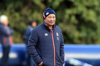 Eddie Jones Names Inexperienced Back Row For Wales Six Nations Clash