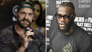 Tyson Fury Opens Up About His Biggest Concern Ahead Of Deontay Wilder Rematch
