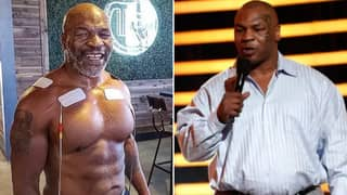 Mike Tyson Opens Up About His Remarkable Body Transformation Ahead Of Boxing Comeback