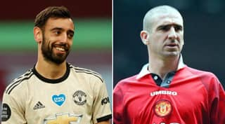 Bruno Fernandes Reacts To Comparison With Manchester United Legend Eric Cantona