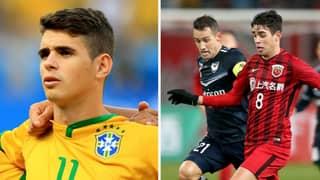 Brazilian Midfielder Oscar Wants To Switch International Allegiance