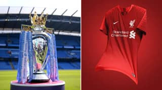 Liverpool Could Lift Premier League Title In Brand New Nike Kit