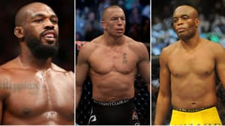 Fighters Asked To Name The Best Pound-For-Pound MMA Fighter In History