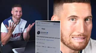 """New Spurs Signing Matt Doherty Had The Perfect Response To His """"I Love Arsenal"""" Tweet"""