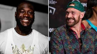 Deontay Wilder Makes A Bold Promise After Tyson Fury's Rematch Prediction