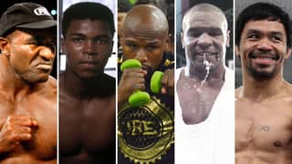 The 50 Greatest Boxers Of All Time Have Been Named And Ranked