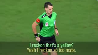 This Video Of A Mic'd Up A-League Referee Is Still A Fascinating Watch