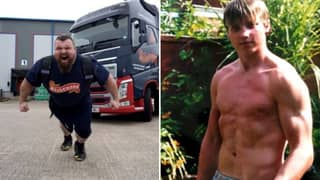 Eddie Hall's Body Transformation Shows How Much Work He Puts In Every Year