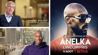 The Trailer For Nicolas Anelka's Feature-Length Netflix Documentary Has Arrived And It Looks Incredible