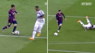 Five Years Ago Today, Lionel Messi 'Ended' Jerome Boateng's Career At The Camp Nou
