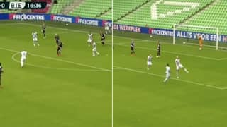 Arjen Robben Scores His First Goal After Returning To FC Groningen