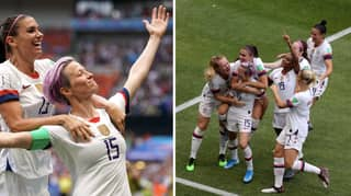 USA Win The 2019 FIFA Women's World Cup