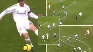 Guti's Incredible 'Original' Backheel Assist For Real Madrid Isn't Talked About Enough