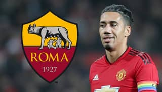 Chris Smalling Is 'On The Verge' Of Leaving Manchester United For Roma