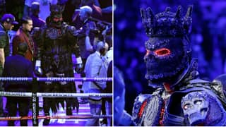 What Deontay Wilder Told His Designers After Blaming His Loss To Tyson Fury On Controversial Costume