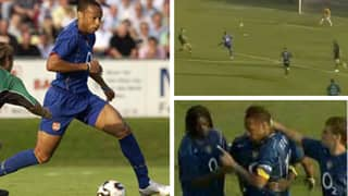 Thierry Henry's Goal From 15 Years Ago Is The Best Goal You've Probably Never Seen