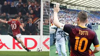 Why Francesco Totti Wanted To Miss A Penalty In His Final Game Is Bizarre, But Brilliant