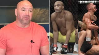 Dana White Responds To Anderson Silva Wanting To Fight Anthony Pettis In UFC Super-Fight
