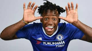 Michy Batshuayi Responds To Chelsea Exit Talk In Typically Hilarious Fashion